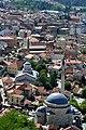 Mosque, Ortodox church and Catolic church in Prizren Kosovo.jpg