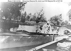 Motorboat Marjorie M.