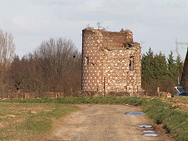 Ruins of the windmill
