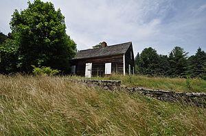 Benjamin Osborn House - Image: Mount Washington MA Benjamin Osborn House