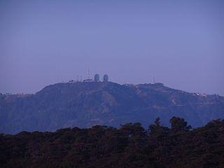 Mount Cabuyao mountain