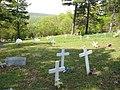 Mount Pisgah Benevolence Cemetery Romney WV 2010 04 25 05.jpg