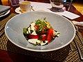 Mozzarella and tomato salad in Cafe Causette.jpg