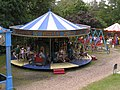 Mr Fields Steam Circus (late 1870s) Hollycombe, Liphook 3.8.2004 P8030033 (10354289563).jpg