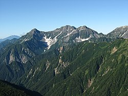 Mt.Hotaka from Mt.Otenshodake 01.jpg
