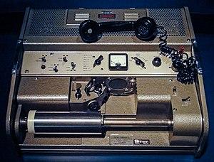 Alexander Muirhead - Muirhead fax machine