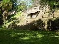 Mundo Perdido East Platform with Temple 5D-87, Templo de las Calaveras.jpg