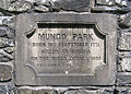 Mungo Park inscription - geograph.org.uk - 505374.jpg