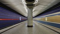 Munich subway station Am Hart.JPG