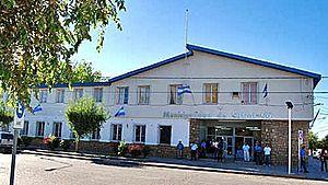 Cutral Có - Image: Municipalidad cutral co