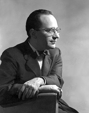 Murray Rothbard - Rothbard in the mid-1950s