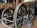 Museu Nacional do Açúcar e do Álcool, popularmente chamado de Museu da Cana. Bomba de vácuo fabricada na cidade de Lille, França, pela empresa Baudet et Boire em 1886. No Engenho Central - panoramio.jpg