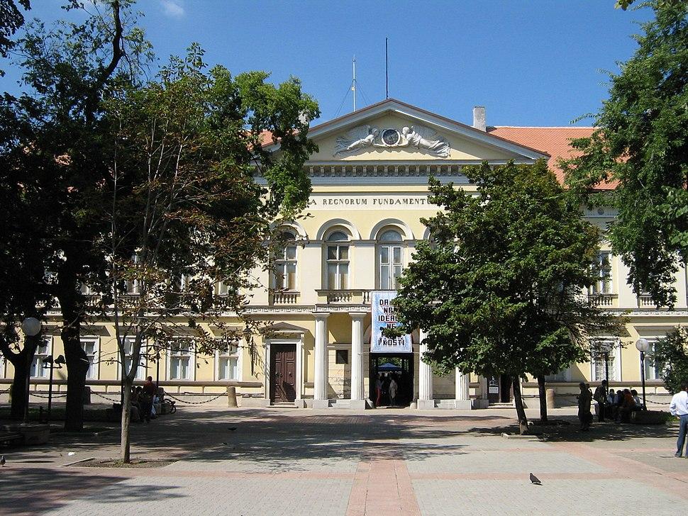 Museum Pancevo-1