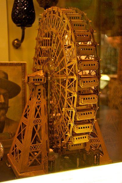 File:Museum of London - Great Wheel 1895 1.jpg