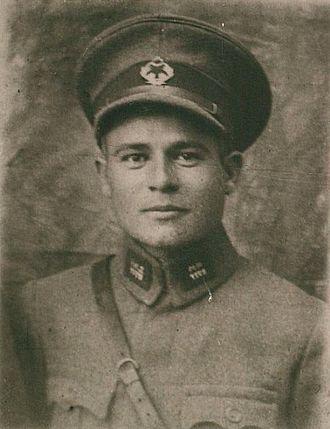 1930 in Turkey - Image: Mustafa Fehmi Kubilay 1