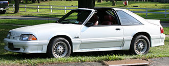 Ford Mustang (third generation) - Ford Mustang 5.0 T-top