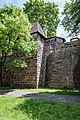 Nürnberg, Stadtbefestigung, Spittlertormauer, Kasemattenturm XVIII 20170616 002.jpg