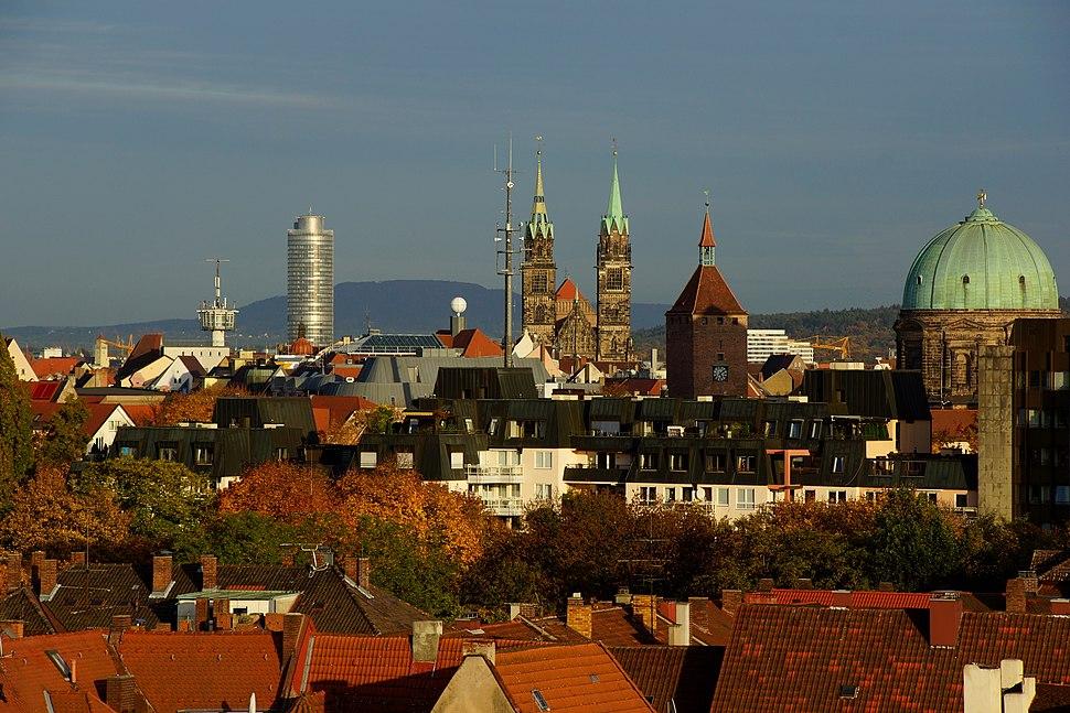 Nürnberg Stadtansicht 001