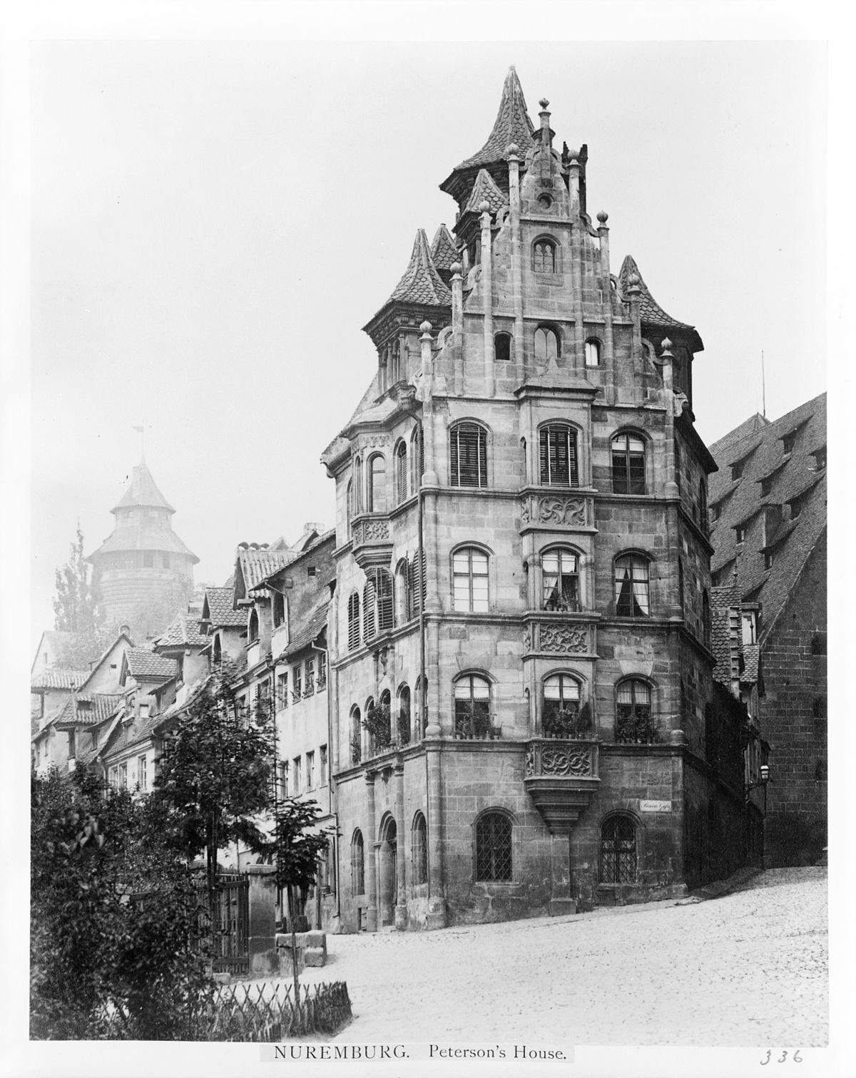 Bildergebnis für nürnberg Toplerhaus