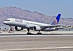 N521UA United Airlines Boeing 757-222 - 5421 (cn 24891-319) (8018691757).jpg