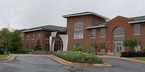 NSF International - NSF International headquarters in Ann Arbor, Michigan