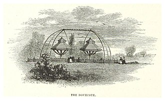 Central Park Zoo - 1869, The Dovecote