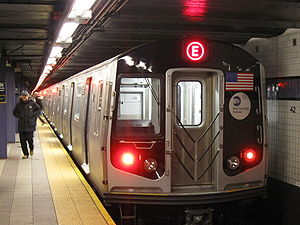 Public transport - New York City Subway, the world's largest rapid transit system by number of stations