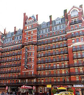 Hotel Chelsea hotel in Manhattan, New York City