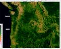 N 40, W 127.5 - N 50, W 109 slope map.png