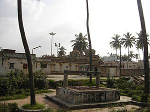Begur, Bangalore - Historical Naganatheshwara temple at Begur