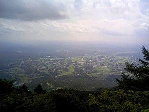 Nagi, Okayama - View of Nagi
