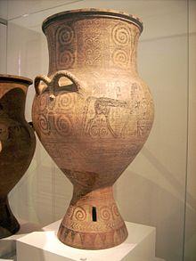 Rider Amphora