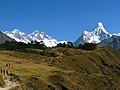 Everest Himalayan Range