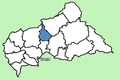 Nana-Grébizi Prefecture Central African Republic locator.png