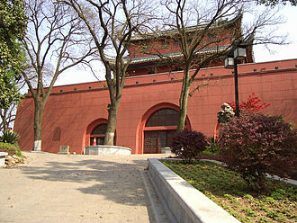 Drum Tower of Nanjing - The drum tower