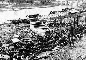 Nanking Massacre - Image: Nanking bodies 1937