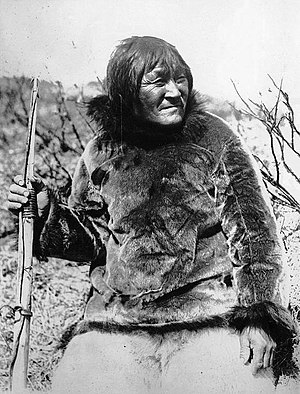 Nanook of the North - Image: Nanuk Port Harrison 1920