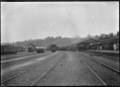 Napier Mail train leaving Napier Railway Station for Wellington. ATLIB 293533.png