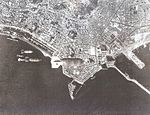 Napoli 4.8.1943, bombardamento aereo statunitense.jpg