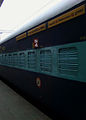 Narayanadri-Falaknuma Express rakes at Secunderabad 01.jpg