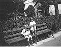 Narcyz Witczak-Witaczyński - Por. Józef Szostak, jego rodzina i żołnierze Szwadronu Przybocznego Prezydenta Rzeczypospolitej (107-26-1).jpg