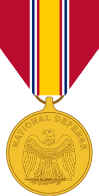 Image illustrative de l'article National Defense Service Medal