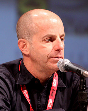 Neal H. Moritz - Moritz at the 2010 San Diego Comic Con