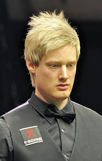 Image illustrative de l'article Neil Robertson (snooker)
