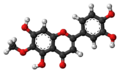 Nepetin molecule ball.png