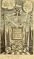 Nervus opticus sive tractatus theoricus in tres libros opticam, catoptricam, dioptricam distributus - in quibus radiorum â lumine, vel objecto per medium diaphanum processus, natura, proprietates, and (14570125590).jpg