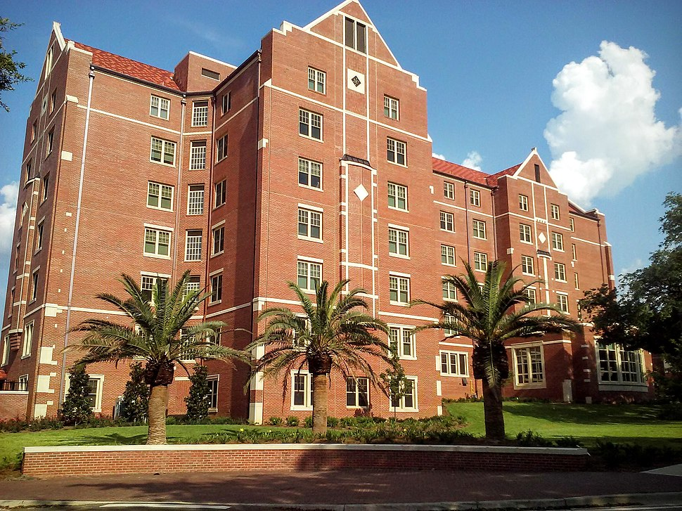 New Dorman & Deviney Halls