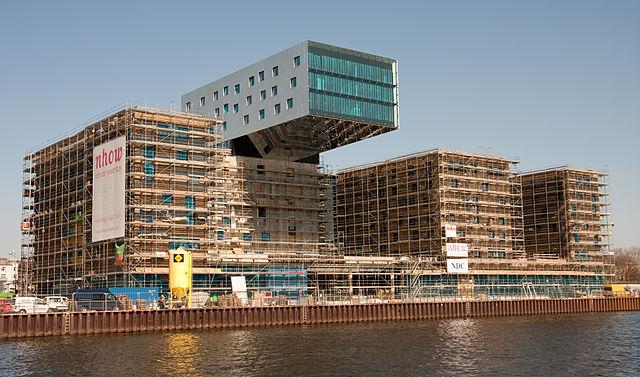 Nh Hotel Berlin City West Einchecken