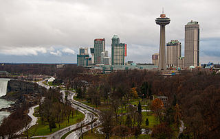 City in Ontario, Canada