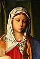 Nicolò rondinelli, madonna col bambino, 1500 ca. 03.jpg